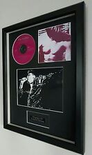 The Smiths Framed Original CD- Plaque-Certificate-Morrissey-Luxury Box Framed