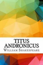 Titus Andronicus by William Shakespeare (2016, Paperback)