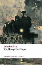 The Thirty-Nine Steps (Oxford World's Classics), Buchan, John, Very Good Book