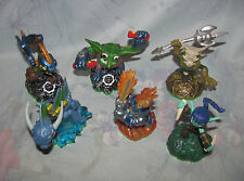 Skylanders Spyro's Adventure Set - Boomer, Drobot, Ignitor, Voodood, Zap, Stealt