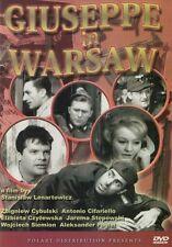 Giuseppe w Warszawie / Giuseppe in Warsaw (DVD) Zbigniew Cybulski POLSKI POLISH