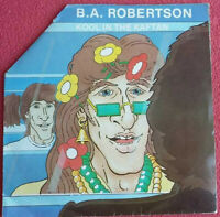 "B.A. Robertson / Kool In The Kaftan / Baby I'm A Bat 7"" Single Vinyl 1980"