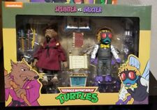 SPLINTER & BAXTER TMNT 2 PACK NECA TARGET EXCLUSIVE NIB