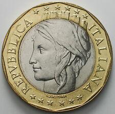 1997   Repubblica Italiana   1000   lire  FDC      eccesso di metallo