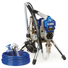 Graco 390 Classic PC Airless Sprayer 110V, Stand Mount