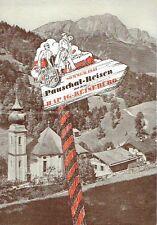 HAPAG Reisebüro Pauschal-Reisen 1941 Prospekt Katalog Rügen Usedom Sudeten