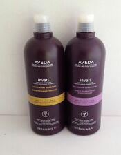 Aveda Invati Exfoliating Shampoo & Thickening Conditioner 33.8oz /1 Liter