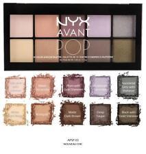 NYX Cosmetics Avant Pop 10 Color Shadow Palette - Nouveau Chic