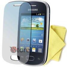3 Pellicola Per Samsung Galaxy Star S5280 S5282 Pellicole Proteggi Salva Display