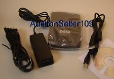 Dell Wireless Printer Adapter 3300 with Power Supply+USB Cable+CD WF001 TF337
