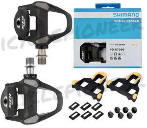 Shimano 105 Carbon PD-R7000 Clipless Pedals SET NIB