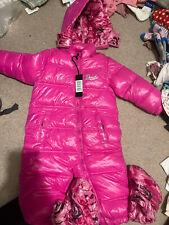 BNWT Diesel Girl Snowsuit Age 2 New Genuine