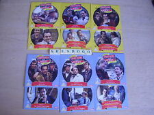 ONLY FOOLS & HORSES - COMPLETE SERIES 1 & 2  - 15 EPISODES ON 12 PROMO DVDS