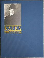 Klaus Wagenbach. Franz Kafka. Bilder aus seinem Leben. Wagenbach. 1989.