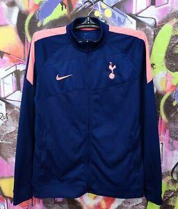 Tottenham Hotspur FC Spurs Football Soccer Longsleeve Jacket Nike Womens size L