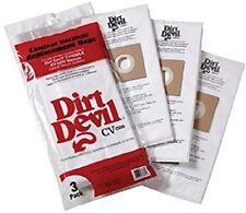 Dirt Devil Central Vacuum Cleaner HP, CV950,CV1500 Vacuum Bags 3 Pk Part # 7767-