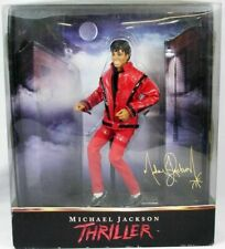 Rare Michael Jackson Thriller Collector Figure Doll Playmates Unopened - New
