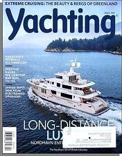 Yachting - 2014, April - Nordhavn 120, Exumas, Exploring Greenland, Prestige 750