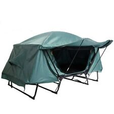 Double Layer 2 Person Elevated Waterproof Camping Tent Outdoor Hiking Tent