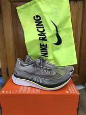 NIKELAB Nike Zoom Fly SP Running Sepia Stone AA3172-201 Size 10 with Bag