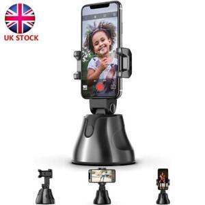 Wireless  360° Rotation Auto Face Object Tracking Phone Camera Holder
