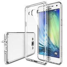 Funda Carcasa Transparente Silicona Para Samsung Galaxy A5 SM-A500FU