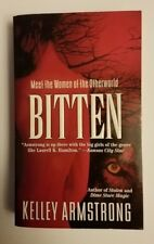 Kelley Armstrong - The Otherworld: Bitten Bk. 1 2004 Paperback Plume Werewolf