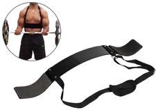 Bicep Arm Blaster isolator bar bomber Barbell Fitness Weight Lifting Training*