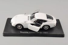 1/24 Diecast Toyota 2000GT MF10(1967) Sport Car Vehicles Model Collection Toy