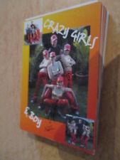 61448 Crazy Girls TV Musik Film original signierte Autogrammkarte