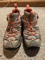 Women's Merrell Siren Sport Coral Waterproof XCR Vibram Hiking Shoes, Size 6.5