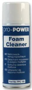 Pro Power PPC100 Foam Cleanser 400ml Multi Purpose Anti Static Cleaner