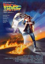 Zurück in die Zukunft / Back to the Future - Offizielles Kinoposter DIN A1