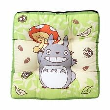 Totoro Zabuton Cushion Hayao Miyazaki Studio Ghibli from JAPAN New
