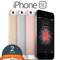 New Apple iPhone SE 16GB 32GB 64GB 128GB Unlocked GSM & CDMA-Free Shipping