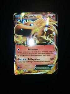 Carte Pokémon Dracaufeu EX 11/106 XY Étincelles FR
