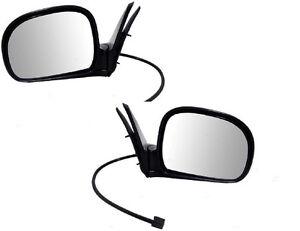 98 S10 Jimmy Envoy Sonoma Blazer Hombre Bravada Left&Right Power Pair Mirror L+R