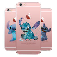 Lilo And Stitch Soft TPU Silicone Case Cover For Apple iPhone samsung and Huawei