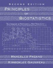 PAGANO MARCELLO  KIMBERLEE 2e Principles of Biostatistics   INTERNATIONAL EDITI