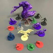 Lot 16Pcs Monster Heroes Figure For Dungeons & Dragon D&D Miniatures Game Toys