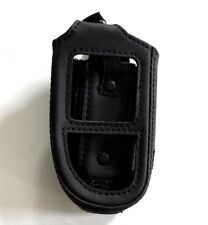 New Small Universal Case Belt Holster Clip Flip Phones Radio Tools Black Window