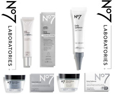 No7 Early Defence Serum and Eye/ Day/ Night Cream Variation