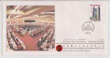 Machine Cancel British Territory Stamps
