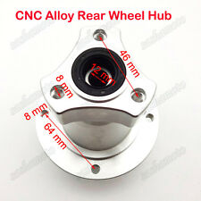 CNC Alloy Rear Wheel Rim Hub For Monkey Bike Honda Z50 Z50J Skyteam Disc Brake