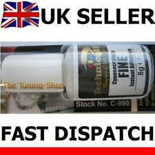 8g Super Glue With Brush Adhesive For Glass Rubber Metal Wood Porcelain Ceramic