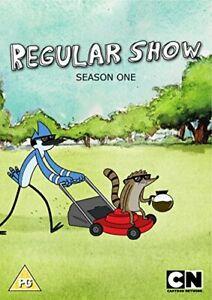 Regular Show - Season 1 [DVD] [2014][Region 2]