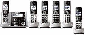 Panasonic KX-TGF375S + 1 KX-TGFA30S Handset Bluetooth Cordless Phone System