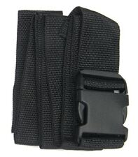2 Inches Wide and 9 Feet Long Traction Belt with Fast Release Buckle