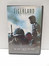 Tigerland DVD War Movie Colin Farrell Joel Shcumacher Film Vietnam Platoon
