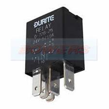 Durite 0-728-25 Micro Cambiar Con Relé 24 V Voltios 5/10A Amp Con Diodo Sellado